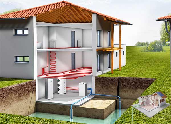 проект системы отопления цена